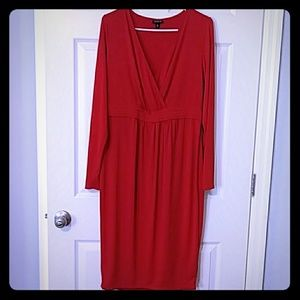 Red Torrid Dress